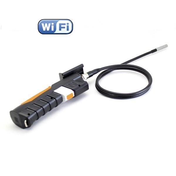 Автономный WiFi эндоскоп - инспекционная камера с 10.8мм световодом, для iPhone, iPad, PC, Android с возможностью записи видео 720P HD (модель TD0294V2)