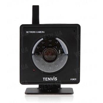 Миниатюрная беспроводная Wi-Fi IP камера для внутреннего использования (модель Tenvis MINI319W)