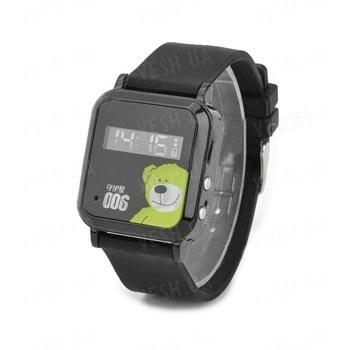 GPS трекер в виде часов для детей - позволяет всегда знать где находится ваш ребёнок (модель Cityeasy 006)