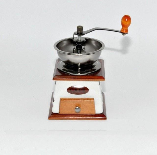 Ручная кофемолка, оригинальный сувенир