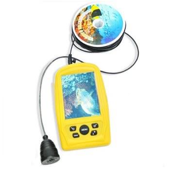 """Подводная инспекционная камера Sharp для рыбалки с 20-ю метрами кабеля и 3.5"""" влагозащитным монитором (мод. FF-3308-8)"""