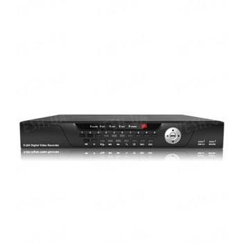4-х канальный HD-SDI видеорегистратор для записи видео с HD-SDI камер с разрешением 1080P, поддержкой 2-х HDD и просмотром с мобильного телефона (мод. HD-3104E)