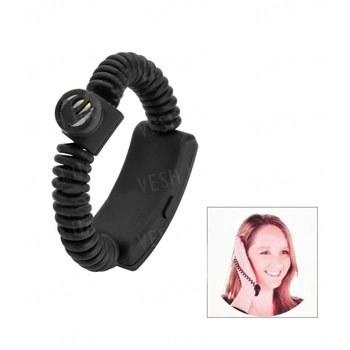 Недорогой женский bluetooth вибро браслет, через который можно разговаривать по мобильному телефону (модель BB-1)