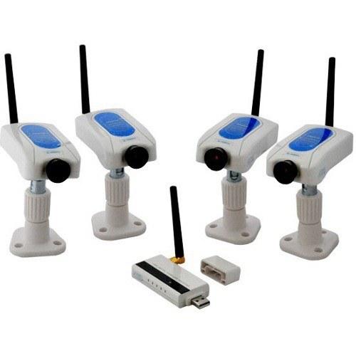 """Комплект беспроводного Wi-Fi видеонаблюдения """"SITITEK Home"""""""