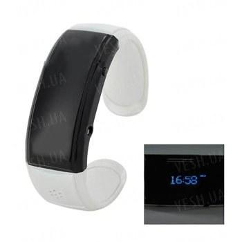"""Стильный женский bluetooth браслет - часы с функциями """"антиутери телефона"""" и возможности разговора через браслет со звонящим на мобильный (мод. NOVEL 10T)"""