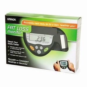 Цифровой измеритель тестер анализатор жира в организме (модель Omron HBF-306C)