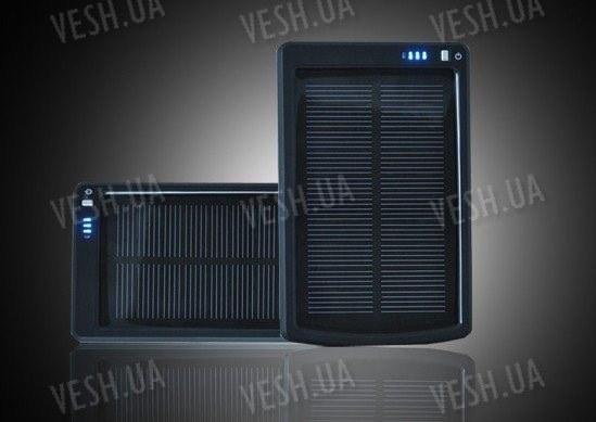 Солнечная батарея аккумулятор 3000мАч для телефонов, iPod, iPhone 3G, 3GS, 4G, iPad 1-2-3, USB
