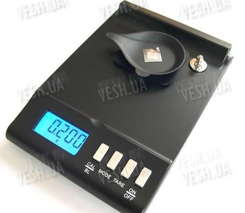 Весы цифровые супер точные ювелирные 30г x 0.001г