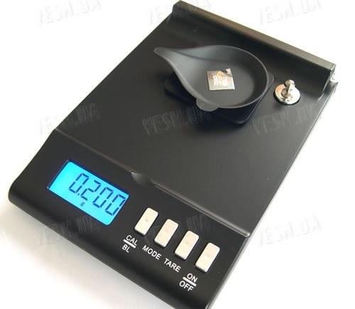 Весы цифровые супер точные ювелирные 20г x 0.001г
