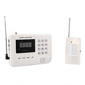 GSM/PSTN - сигнализация для дома, офиса, гаража, склада «TIGER B2012»
