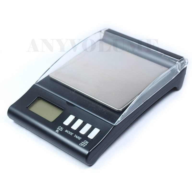 Весы портативные цифровые ювелирные 3000г x 0.1г (HC-3000)