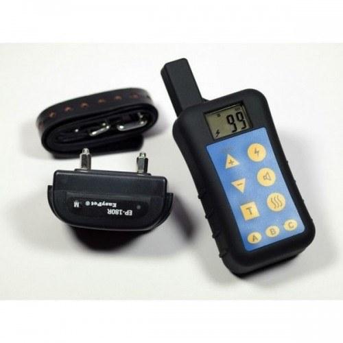 Собачий ошейник -  Easypet EP-180R электрошокер с дистанционным управлением с LCD дисплеем для контроля, тренировки и дрессировки собак на расстоянии до 500 метров