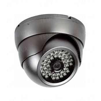 """Наружная купольная CCTV цветная охранная камера видеонаблюдения 1/3""""COLOR SONY Super HAD II, Effio-E, 700 TVL, OSD, 0 LUX, ИK до 30 метров (модель LIRDC)"""
