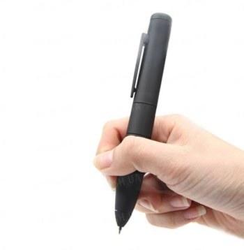 """Беспроводный микронаушник для экзаменов с bluetooth модулем и индукционным передатчиком в виде шариковой ручки """"Элита-люкс + ручка"""""""