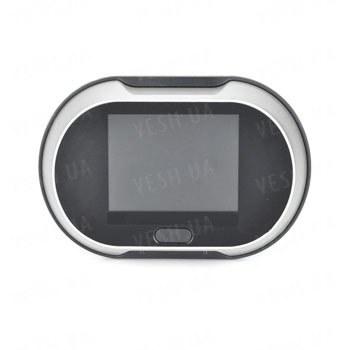 Электронный 3,5 дюймовый цифровой видеоглазок с углом обзора 170 градусов и 16 мелодиями звонка (мод. PHV-3502)