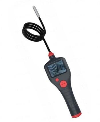 Бюджетная 2,7 дюймовая цифровая инспекционная камера - эндоскоп с 8 мм световодом, длиной 1 метр и углом обзора 60 градусов (мод. EN-C100)