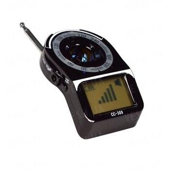 Универсальный 2 в 1 детектор проводных и беспроводных камер и обнаружитель жучков с диапазоном частот 1MHz-6500MHz (мод. CC-309)