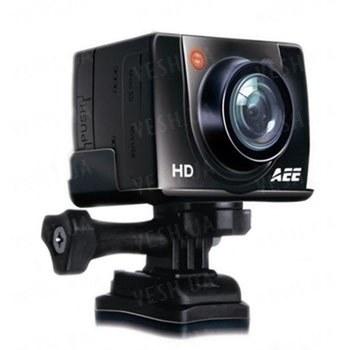 Профессиональный FULL HD 1080 P спортивный видеорегистратор (экшн камера) с LCD экраном и углом обзора 170 градусов (модель AEE Magicam SD20)