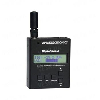 Частотомер с измерением импульсных (цифровых) сигналов и индикатором уровня поля DIGITAL SCOUT
