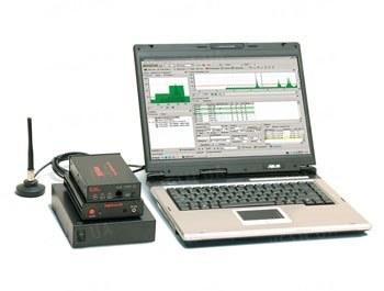 Специализированное програмное обеспечение DigiScan EX PROFESSIONAL для профессионального поиска всевозможных жучков