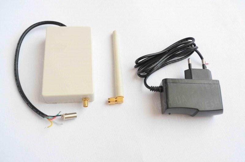 """GSM прибор для дистанционного управления электрозамком или другими элементами """"умного дома""""- с помощью мобильного телефона (модель G15)"""