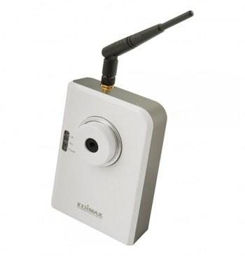 Беспроводная WI-Fi IP видео камера с тремя режимами видеокомпрессии Edimax IC-3030