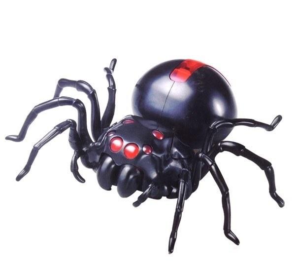 Развивающая конструктор игрушка паук, прекрасный подарок для вашего сына, дочки