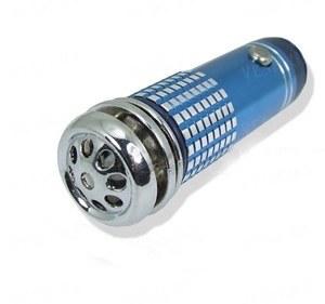 Бюджетный автомобильный мини озонатор-ионизатор воздуха (модель ION 37)