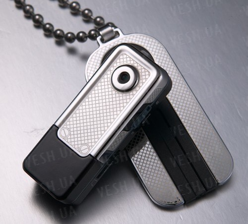 Портативный цифровой микро видеорегистратор с записью по детекции движения (мод. G 100).