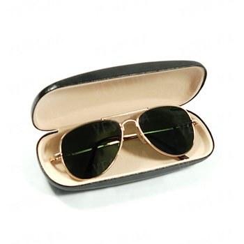 Шпионские стильные солнцезащитные очки с каплеобразными стёклами с зеркалом заднего вида - всегда знайте что происходит позади Вас (мод. SRV-02)