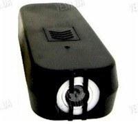 Мощный портативный электронный ультразвуковой отпугиватель собак (модель DR-200)