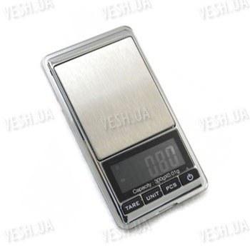 Высокоточные портативные карманные электронные ювелирные мини весы с дискретой 0.01 грамма и макс. весом 300 грамм (мод. SW-300/001)