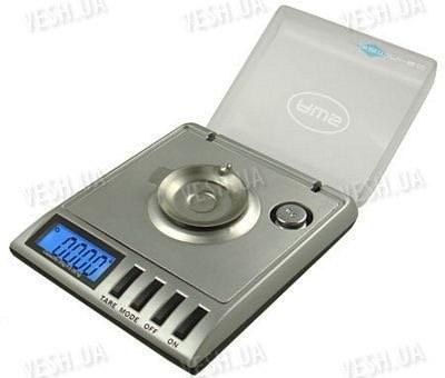Супер высокоточные портативные электронные ювелирные весы с дискретой 0.001 грамма и макс. весом 20 грамм (мод. SW-20/0001)