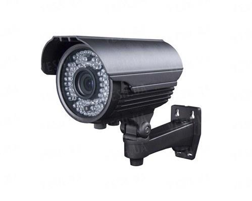"""Уличная влагозащитная CCTV цветная охранная камера видеонаблюдения 1/3 """"COLOR SONY Super HAD II, Effio-E, 700TVL, 0 LUX, ИК до 60 метров, OSD (модель LIA90)"""