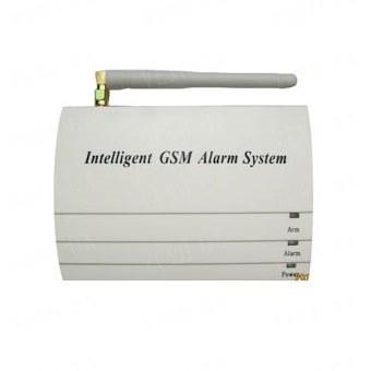 Недорогая бюджетная GSM сигнализация с поддержкой 8 беспроводных охранных зон и управлением с мобильного телефона (модель G12-E)