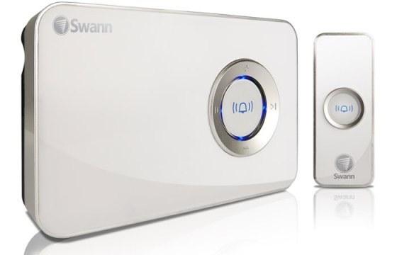 Swann MP3 DJ Doorbell: дверной звонок и mp3-плеер