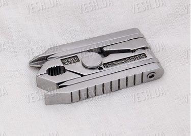 Swiss-Tech Micro-Plus 8-in-1 в блистерной упаковке