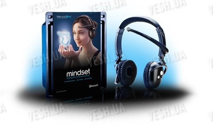 Нейроконтроллер + Bluetooth гарнитура NeuroSky MindSet