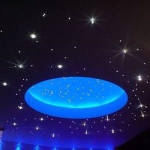 Ночной светильник с эффектом парада планет и меняющимися цветами - отличный гаджет для спальных комнат