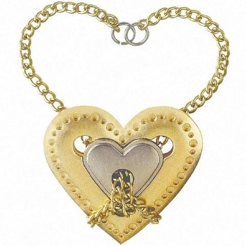 4* Сердце (Cast Puzzle Heart)