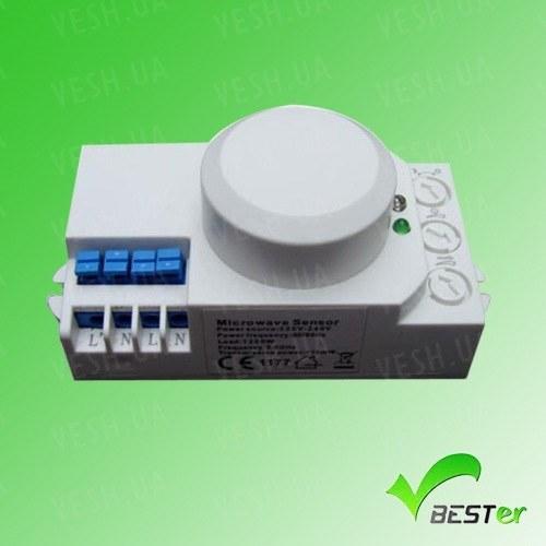 Микроволновый сенсор движения для включения выключения света 220V/AC-240V/AC