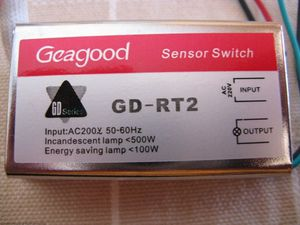Инфракрасный включатель/выключатель GD-RT2 50-60 Hz