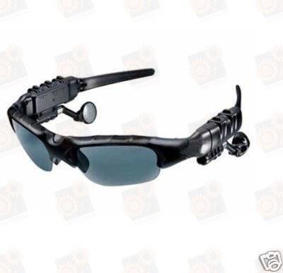 Cолнцезащитные универсальные Bluetooth MP3 очки со встоенной Bluetooth ганитурой, MP3 плеером с памятью 2Gb