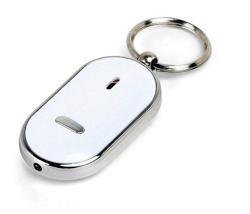 Брелок для поиска ключей, отзывающийся на свист.