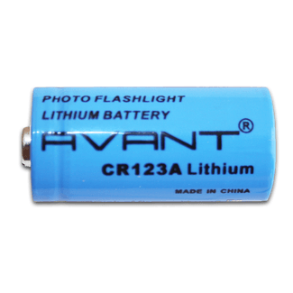 Батарея питания CR123 Avant