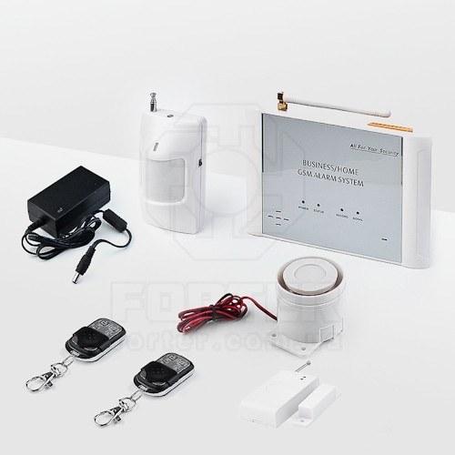 Готовый беспроводной комплект GSM сигнализации Altronics AL-100 KIT