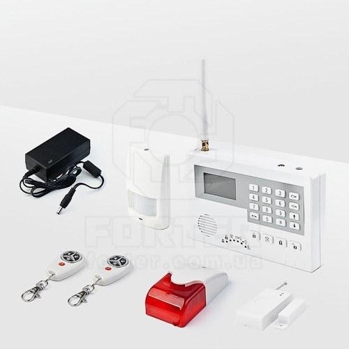 Готовый беспроводной комплект GSM сигнализации Altronics AL-800 KIT
