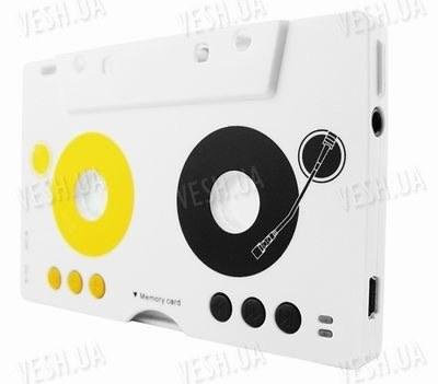 Кассета-MP3 плеер для машины с пультом ДУ