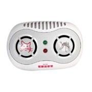 Интеллектуальный ультразвуковой отпугиватель комаров и мышей с питанием от сети 220V (модель AR166)
