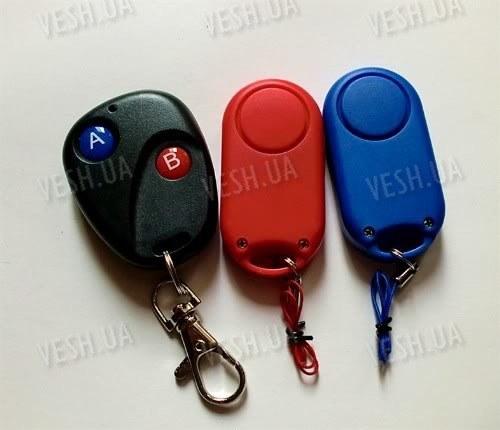 Брелоки и пульт для радио поиска ключей